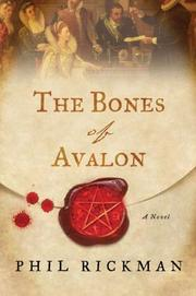 Cover art for THE BONES OF AVALON
