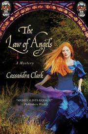 Cover art for THE LAW OF ANGELS