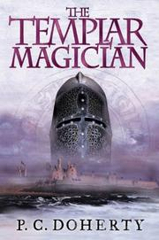 Cover art for THE TEMPLAR MAGICIAN