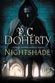 NIGHTSHADE by P.C. Doherty