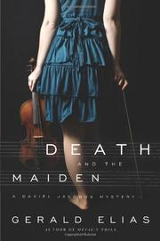 Cover art for DEATH AND THE MAIDEN