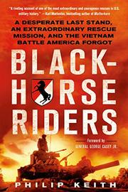 Book Cover for BLACKHORSE RIDERS