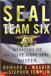 Book Cover for SEAL TEAM SIX