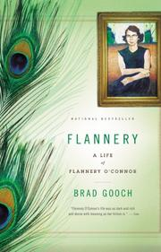 Cover art for FLANNERY