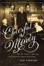 Cover art for CHEERFUL MONEY
