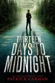 Cover art for THIRTEEN DAYS TO MIDNIGHT