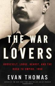 Cover art for THE WAR LOVERS