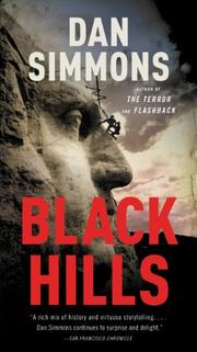 Book Cover for BLACK HILLS