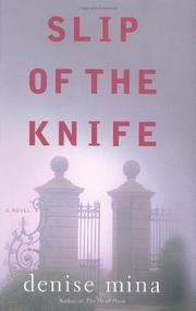 Cover art for SLIP OF THE KNIFE