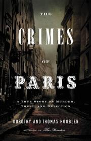 Cover art for THE CRIMES OF PARIS