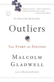 Cover art for OUTLIERS