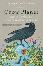 Cover art for CROW PLANET
