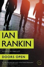 DOORS OPEN by Ian Rankin