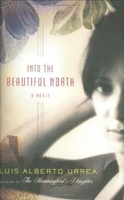 Cover art for INTO THE BEAUTIFUL NORTH