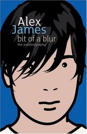 Book Cover for BIT OF A BLUR