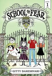 Cover art for SCHOOL OF FEAR