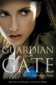 Book Cover for GUARDIAN OF THE GATE