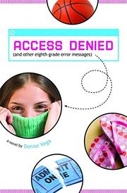Cover art for ACCESS DENIED