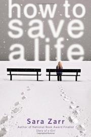 Book Cover for HOW TO SAVE A LIFE