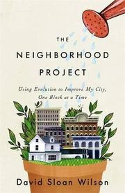 Book Cover for THE NEIGHBORHOOD PROJECT
