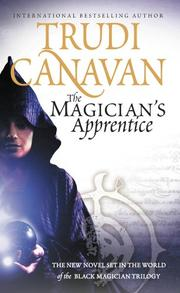 Book Cover for THE MAGICIAN'S APPRENTICE