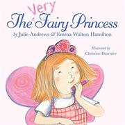 Cover art for THE VERY FAIRY PRINCESS