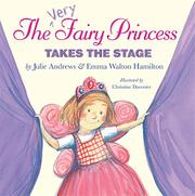 Book Cover for THE VERY FAIRY PRINCESS TAKES THE STAGE