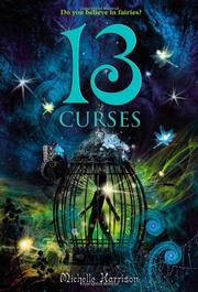 Book Cover for 13 CURSES