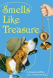 SMELLS LIKE TREASURE by Suzanne Selfors