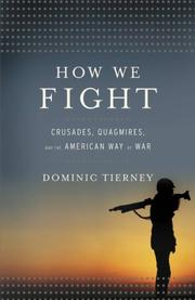 Cover art for HOW WE FIGHT