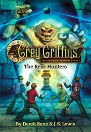 Cover art for THE RELIC HUNTERS