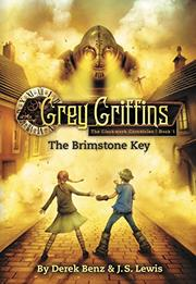 Cover art for THE BRIMSTONE KEY