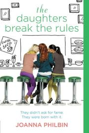 Cover art for THE DAUGHTERS BREAK THE RULES