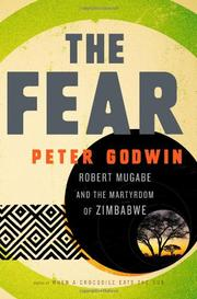 Cover art for THE FEAR