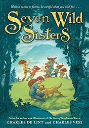 SEVEN WILD SISTERS by Charles de Lint