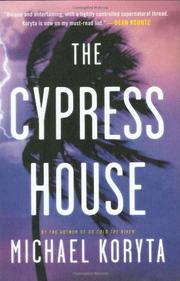Cover art for THE CYPRESS HOUSE
