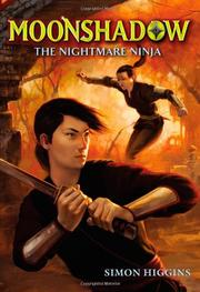 Cover art for THE NIGHTMARE NINJA