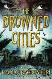 Book Cover for THE DROWNED CITIES