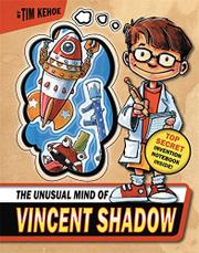 Cover art for THE UNUSUAL MIND OF VINCENT SHADOW