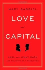 Cover art for LOVE AND CAPITAL