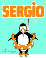 Book Cover for SERGIO MAKES A SPLASH!