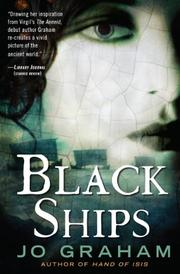 Cover art for BLACK SHIPS