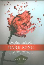 Cover art for DARK SONG