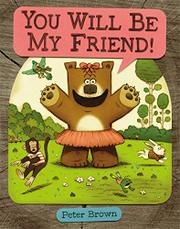 Book Cover for YOU WILL BE MY FRIEND!