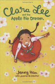 Cover art for CLARA LEE AND THE APPLE PIE DREAM