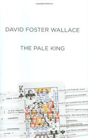 Cover art for THE PALE KING