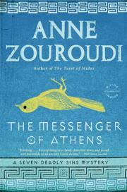 Cover art for THE MESSENGER OF ATHENS