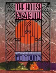 Cover art for THE HOUSE BABA BUILT