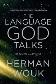 Cover art for THE LANGUAGE GOD TALKS