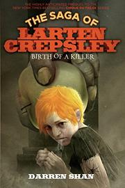 Cover art for BIRTH OF A KILLER